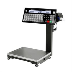 Торговые весы ВПМ-32.2-Т с печатью без подмотки - фото 6723
