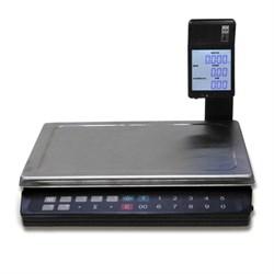 Порционные весы МК-6.2-ТН11 с ЖКИ и акумулятором - фото 6730