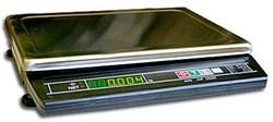 Весы общего назначения МК-3.2-А21 со светодиодным индикатором, аккумулятором, RS232 - фото 6745