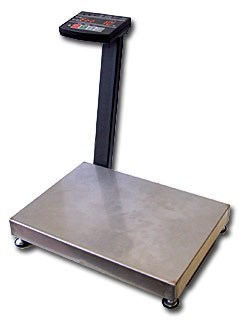 Влагозащищенные весы МК-3.2-АВ20 с ЖКИ индикатором, аккумулятором - фото 6757