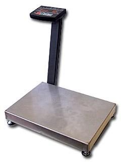 Влагозащищенные весы МК-15.2-АВ20 с ЖКИ индикатором, аккумулятором - фото 6759