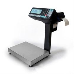 Торговыевесы-регистраторы МК-32.2-R2P10 с печатью этикеток, без подмотки - фото 6779