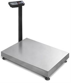 Торговые весы ТВ-М-150.2-А3 со стойкой - фото 6800