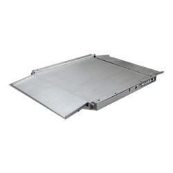 Весы платформенные (модуль взвешивающий низкопрофильный) 4D-LA.S-4-2000 - фото 6862