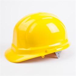 """Защитная каска """"Бриз-5001"""" (желтый цвет) - фото 69784"""