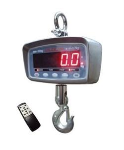 Крановые весы КВ-5000К с ПДУ180 до 200 метров - фото 6981