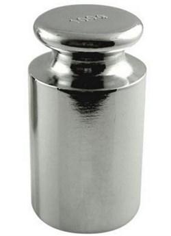 Гиря цилиндрической формы с выточенной головкой 1г (гол.) - фото 71014