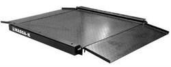 Весы платформенные (модуль взвешивающий низкопрофильный) 4D-LA-2-1000 - фото 71143