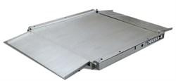 Весы платформенные (модуль взвешивающий низкопрофильный) 4D-LA.S-2-1000 - фото 71147