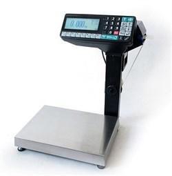 Весы-регистраторы МК-15.2-RP10 с печатью этикеток, без подмотки - фото 71205