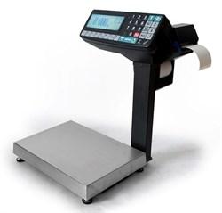 Торговые весы-регистраторы МК-15.2-R2P10  с печатью этикеток, без подмотки - фото 71211