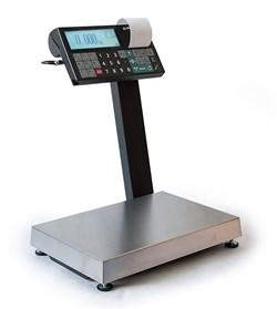 Весы-регистраторы МК-6.2-RC11 с печатью чеков и отчетов - фото 71223
