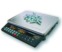 Счетные весы МК-15.2-C21  со светодиодным индикатором, аккумулятором, RS232 - фото 71237