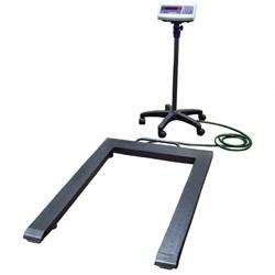 Паллетные весы ЕВ4-РС-WI-2RS-1000 - фото 7134