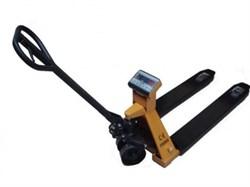 Весовая тележка ЕВ4-РТ-Е-1500 с предачей данных по Bluetooth на ПК - фото 7141