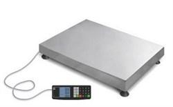 Товарные весы с расчетом стоимости ТВ-М-150.2-Т1  без стойки, с ЖКИ индикатором, с аккумулятором - фото 71469