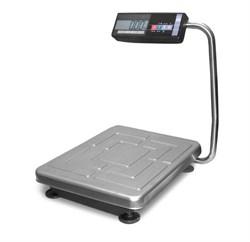 Торговые весы ТВ-S-32.2-А2  складная стойка с ЖКИ индикатором, аккумулятор - фото 71614