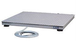 Весы платформенные 2HFS 1212  с индикатором CI-2001AC - фото 71833