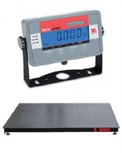 Большегрузные платформенные весы Defender DF32M1500BR - фото 7399
