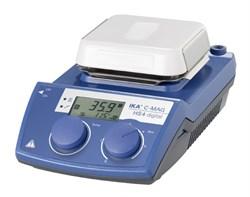 Мешалка магнитная с нагревом C-MAG HS 4 digital IKAMAG - фото 74361