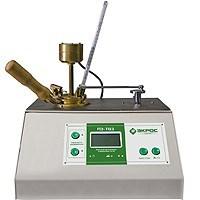 Аппарат ПЭ-ТВЗ полуавтоматический для определения температуры вспышки в закрытом тигле - фото 8141