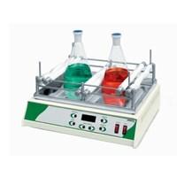 Шейкер лабораторный ПЭ-6300 двухместный с нагревом - фото 8175