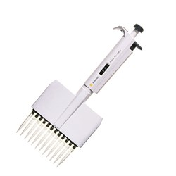 720320 Дозатор механический 12-канальный BIOHIT Proline® варьируемого объема, 5–50 мкл - фото 88198
