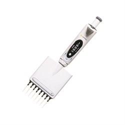 725120 Дозатор механический 8-канальный BIOHIT mLINE® варьируемого объема, 0.5-10 мкл - фото 88218