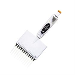 725220 Дозатор механический 12-канальный BIOHIT mLINE® варьируемого объема, 0.5-10 мкл - фото 88221