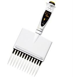 LH-729220 Дозатор механический 12-канальный BIOHIT Tacta® варьируемого объема, 0.5–10 мкл - фото 88262