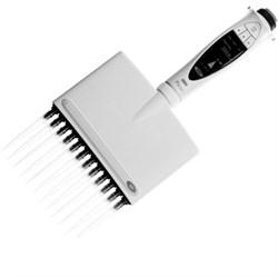 735491 Дозатор электронный 12-канальный BIOHIT Picus® варьируемого объема, 50-1200 мкл - фото 88292