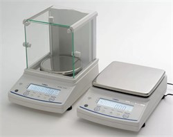 Лабораторные весы AJ-1200CE - фото 90602