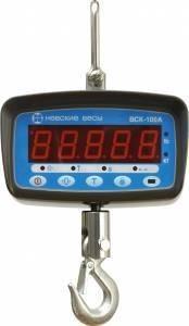 Крановые весы ВСК-100А - фото 9139