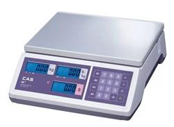 Торговые весы ER JR-15CB - фото 93448