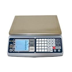 Весы счётные (общий вес-вес штуки-количество) RS-232 MC2-10 - фото 94251