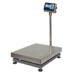 Весы напольные товарные с жодкокристаллическим дисплеем с подсветкой в пылевлагозащищенном исполнении корпуса (IP-65). Платформа 400х500. PM1H-100 - фото 94291
