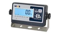Индикатор весовой с жидкокристаллическим дисплеем с подсветкой в комплекте с кронштейном для крепления на стену. MI-B - фото 94325