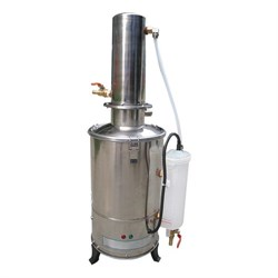 Аквадистиллятор ПЭ-2210 (10л/в час) (А) - фото 94338