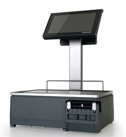 """Торговые компьютерные весы XC 800 15"""", 6/15 кг, Touch Screen, без дисплея покупателя, Ethernet, 2''/3''E - фото 94544"""