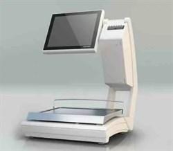 Торговые весы KH II 800, 6/15 кг, Touch Screen, без дисплея покупателя, Ethernet, 3''E - фото 94547