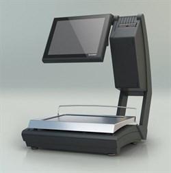 "Торговые весы KH II 800, 6/15 кг, Touch Screen, 12 "", Ethernet, 3''E - фото 94555"