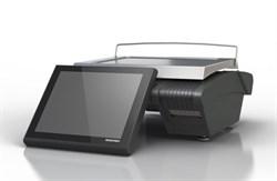 Торговые компьютерные весы KH II 100, 6/15 кг, Touch Screen, без дисплея покупателя, Ethernet, 2''E , шт - фото 94566
