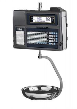 Весы подвесные с чекопечатью M-525,  2 блока, Ethernet, сегментный дисплей - фото 96074