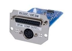 GP-04 Выход компаратора через интерфейс RS-232C/токовая петля - фото 96195