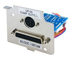 GX-04 Аналоговый выход / Токовая петля (Компаратор) для GX, GF - фото 96200