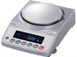 Лабораторные весы DL-1200WP - фото 9705