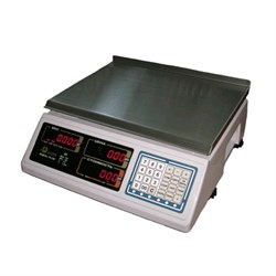Торговые весы PC-100E-15 - фото 9945
