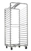 Тележка для ротационной печи BASSANINA ROTOR 68 15 AISI 430
