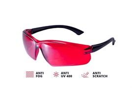 Лазерные очки для усиления видимости лазерного луча ADA VISOR RED laser glasses