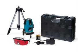 Лазерный уровень (нивелир) Instrumax CONSTRUCTOR 4D SET